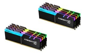 G.Skill Trident Z RGB 64GB (8 x 8GB) DDR4 2400MHz