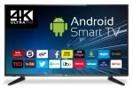Cello 43 inch 4K UHD Android Smart LED TV with Freeview