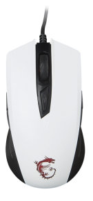 MSI CLUTCH GM 40 White GAMING Mouse