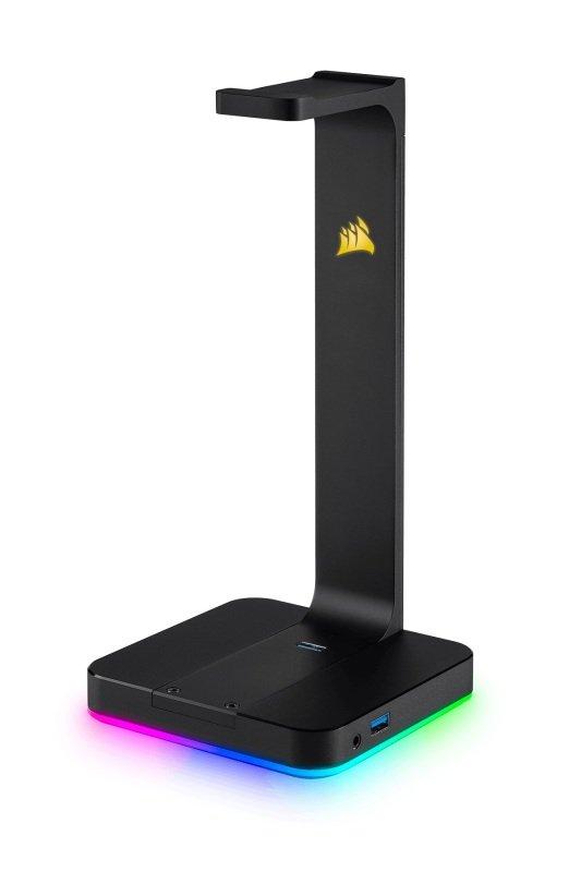 EXDISPLAY Corsair ST100 RGB Premium Headset Stand with 7.1 Surround Sound (EU)