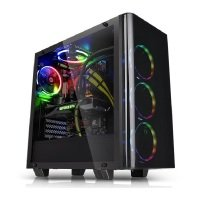 Thermaltake View 21 Tempered Glass Mid-Tower Case