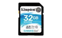 Kingston Canvas Go 32GB SD Card