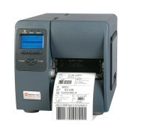 Honeywell M-4210 Label Printer-  203DPI - PEEL + SENSOR REWIND LAN IN