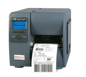 Honeywell M-4210 Label Printer-  203DPI - PEEL + SENSOR REWIND LAN IN