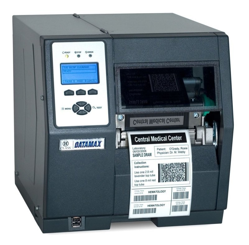 Honeywell H-6308 Label Printer - DT/TT - 300 DPI