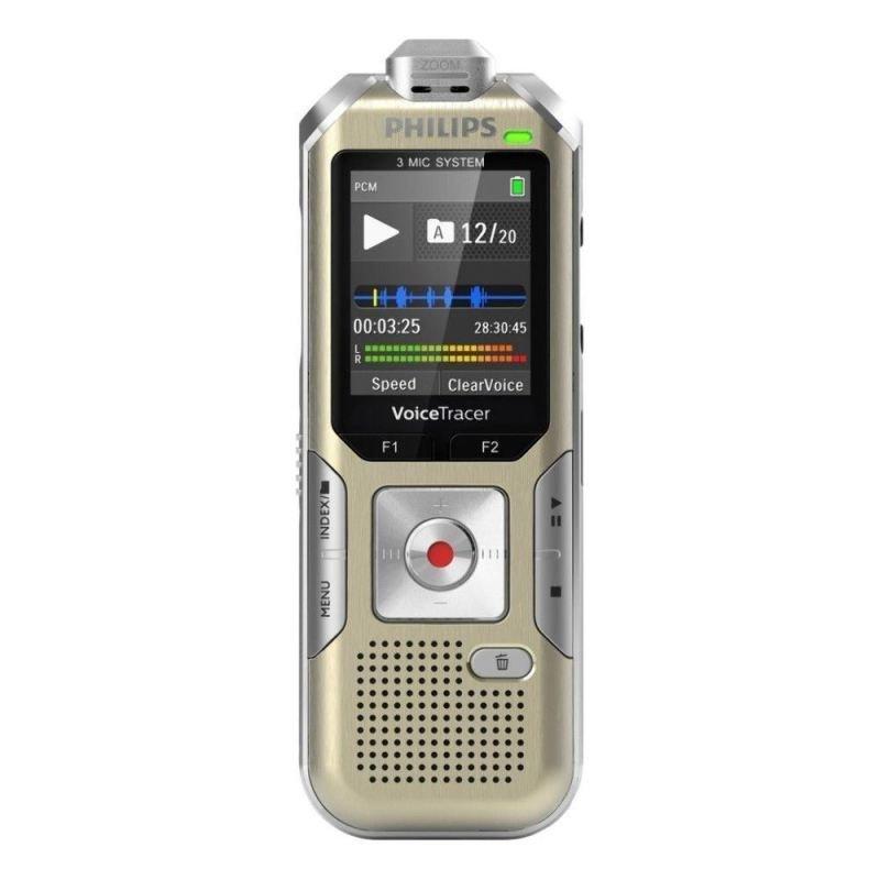 Philips  360° Recording DVT8010 Digital Voice Tracer