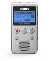 Philips DVT1300 VoiceTracer Audio Recorder