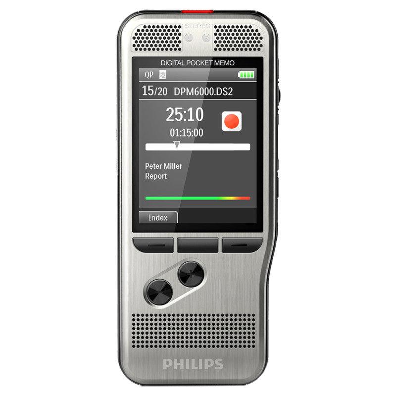 Phillips DPM6000 Voice Recorder