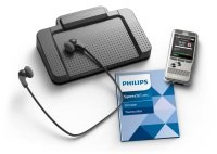 Philips PocketMemo DPM7700 Dictation and Transcription Set