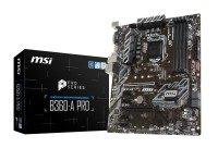 MSI Intel B360-A PRO LGA 1151 ATX Motherboard