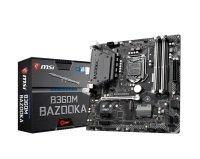 MSI B360M BAZOOKA DDR4 mATX Motherboard