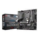 MSI Intel H370M BAZOOKA DDR4 mATX Motherboard