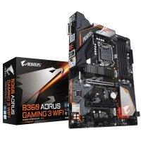 Gigabyte B360 AORUS GAMING 3 WIFI DDR4 ATX Motherboard