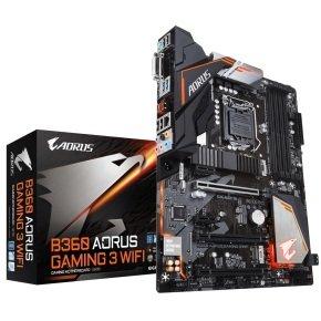 Gigabyte B360 AORUS GAMING 3 WIFI DDR4 ATX Motherboard...