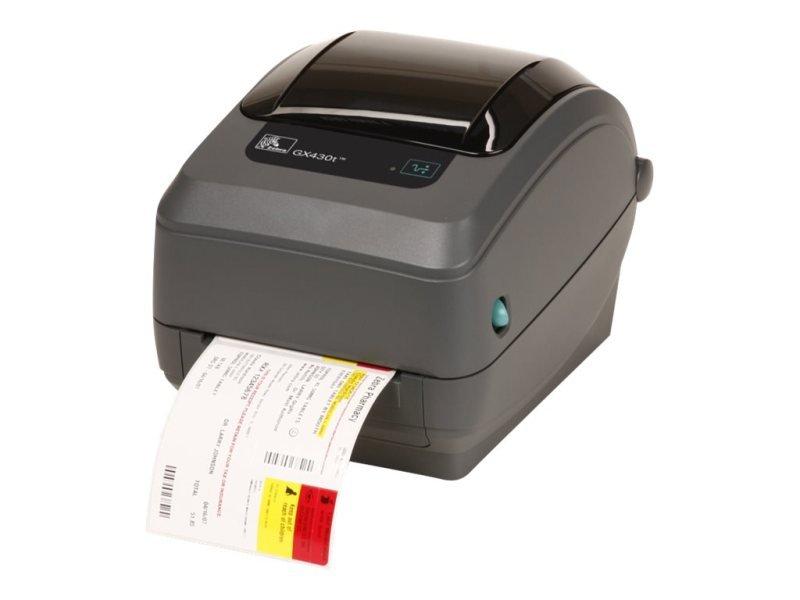 Zebra G-Series GX430t DT/TT Label printer B/W - 300dpi