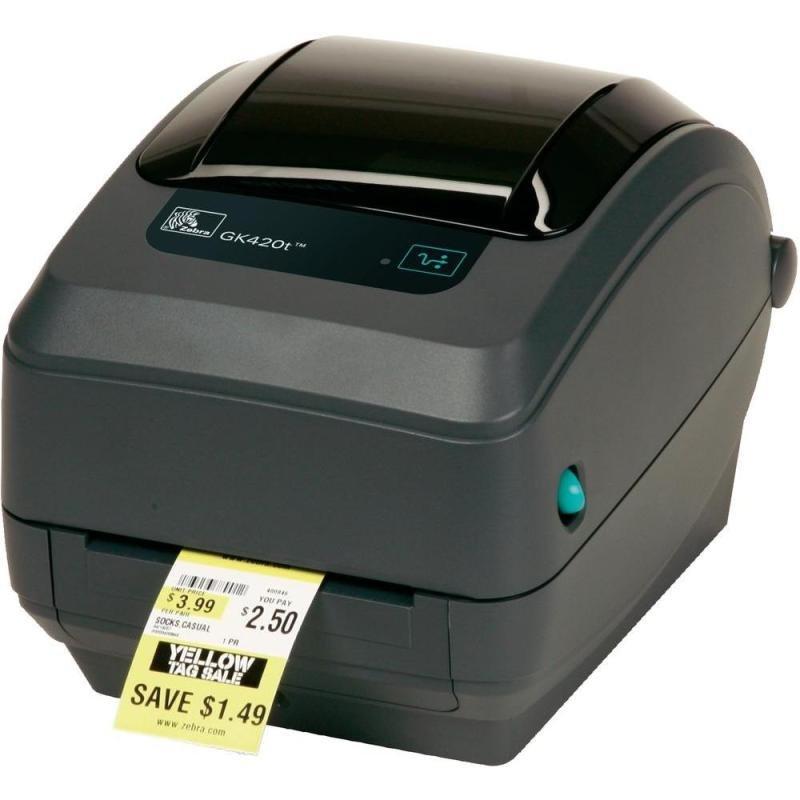 Zebra G-Series GX420t DT/TT Label Printer - 203dpi