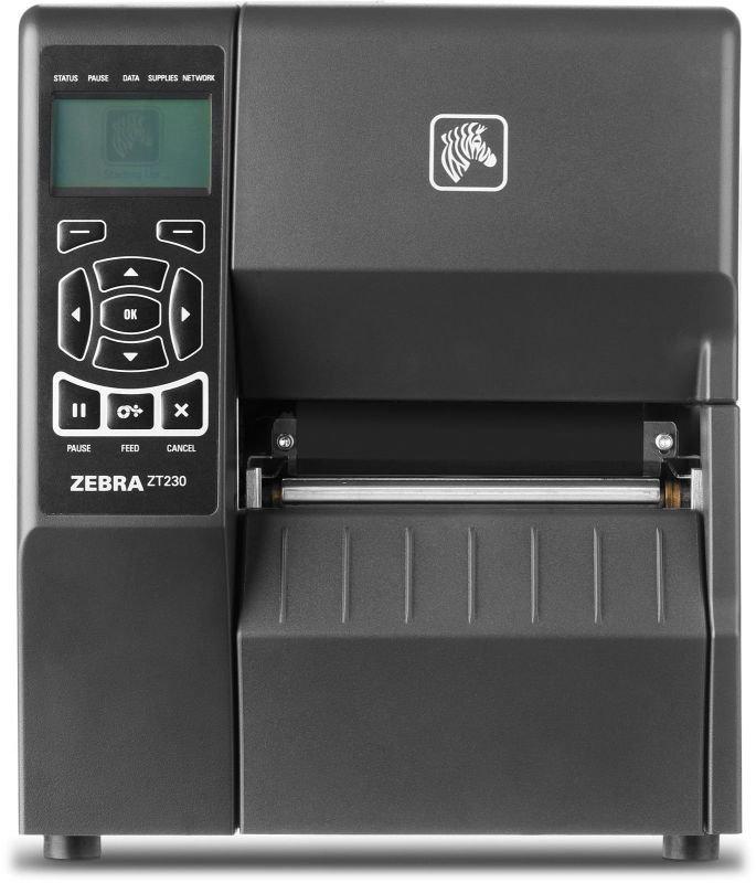 Zebra ZT230 TT Printer - 203dpi - Peeler