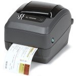 Zebra GX430t TT Printer- 300dpi - Cutter