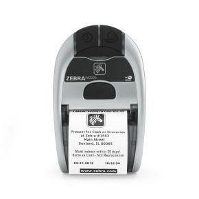 Zebra iMZ220 Direct Thermal Printer - 203dpi - Bluetooth - USB - Battery Included