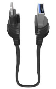 Lifeproof Premium Convertible USB-A to Lightning Lanyard Cable