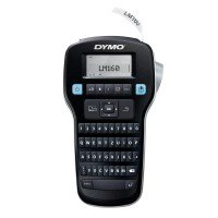 Dymo LabelManager 160 - Black/Silver