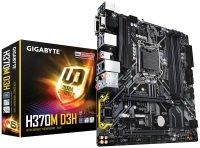 Gigabyte Intel H370 Ultra Durable LGA 1151 DDR4 mATX Motherboard