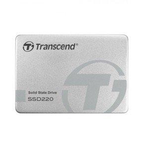 """Transcend SSD220 240GB 2.5"""" TLC SSD"""