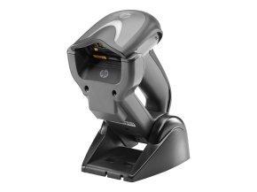 HP Handheld Barcode Scanner - 1D/2D - Wireless Connectivity - Black