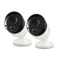 EXDISPLAY Swann SWPRO-5MPMSBPK2 5MP Heat Sensing Cameras (Twin Pack)