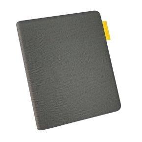 EXDISPLAY Logitech FabricSkin Keyboard Folio Case - Urban Grey
