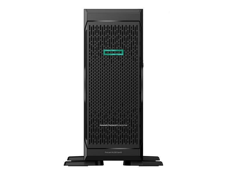 HPE ProLiant ML350 Gen10 Entry Xeon Bronze 3106 1.7 GHz 16GB RAM 4U Tower Server