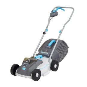 Swift 40V Battery Powered 32cm Hand Propelled Lawnmower EB132C