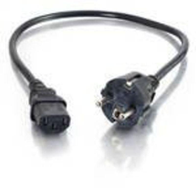 C2G, Universal Power Cord (CEE 7/7), 5m
