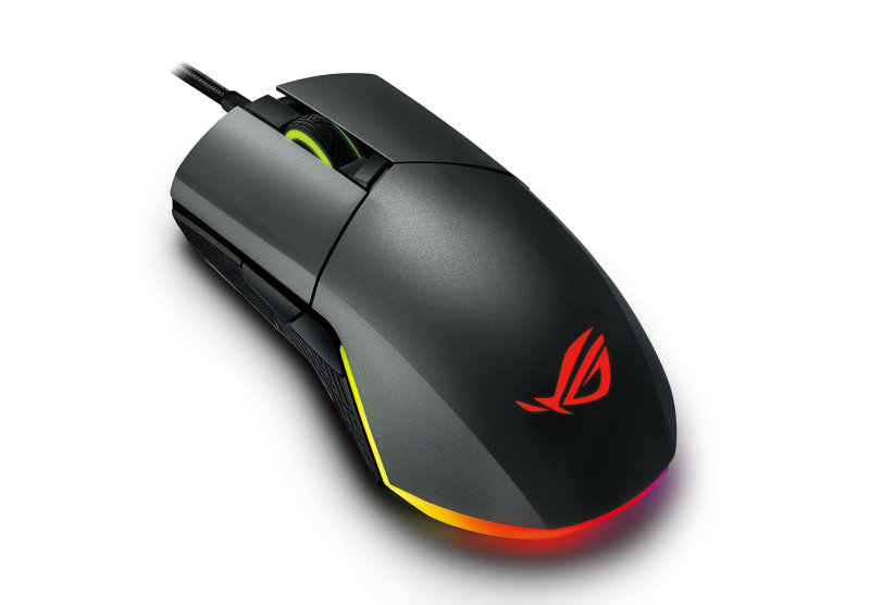 ASUS ROG Pugio Ambidextrous Optical Gaming Mouse