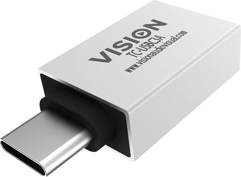 VISION USB-C to USB-A Adaptor