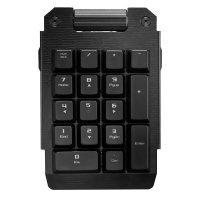 ASUS ROG Claymore Bond RGB Mechanical Gaming Keyboard Numpad Cherry MX Red
