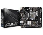 AsRock H310M-HDV LGA 1151 DDR4 mATX Motherboard