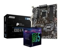 B360-A PRO Motherboard with i5-8400 Processor Bundle