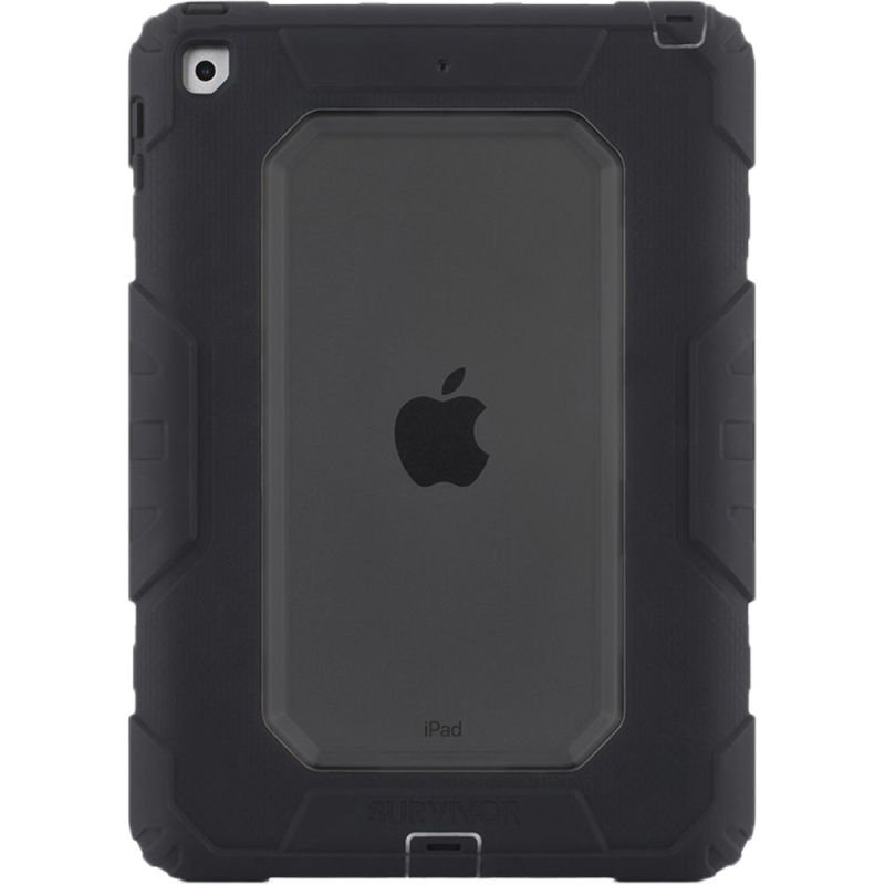 Griffin Survivor All-Terrain for IPad - 5th Generation -  Smoke Black