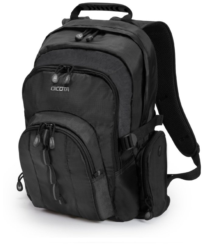 DICOTA Backpack Universal Laptop Bag 15.6 Black