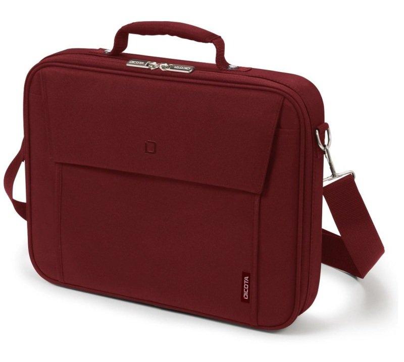 DICOTA Multi BASE Laptop Bag 15.6 Red
