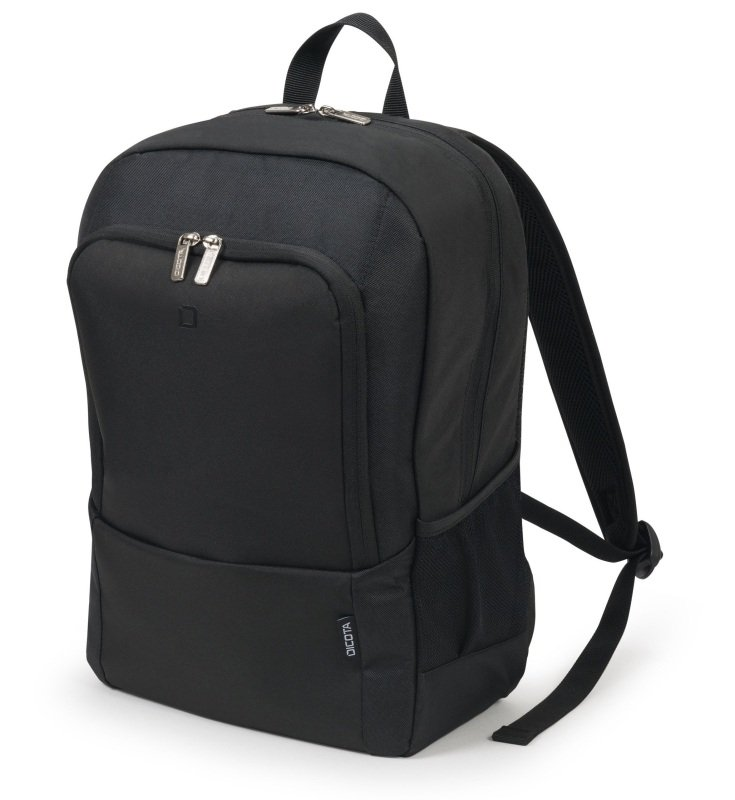 DICOTA Backpack BASE Laptop Bag 14.1 Black