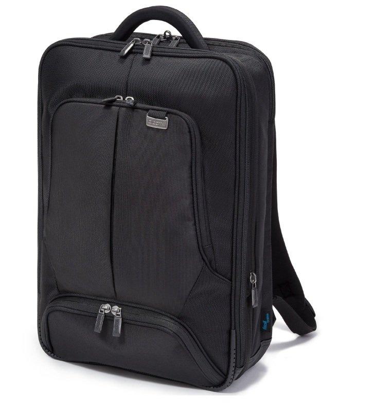 DICOTA Backpack PRO Laptop Bag 14.1 Black