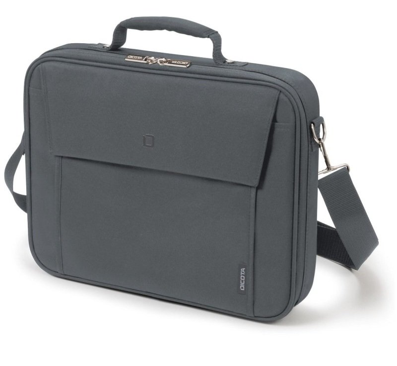 DICOTA Multi BASE Laptop Bag 15.6 Grey