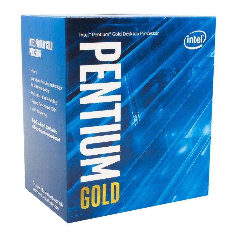 Intel Pentium Gold G5400 Dual Core 3.7GHz Processor