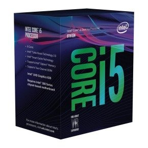 Intel Core i5 8600 Coffee Lake Processor