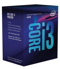 Intel Core i3-8300 Processor