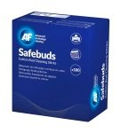 AF Safebuds Cotton Bud Sticks - 10 Pack
