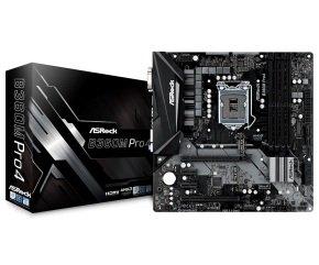 AsRock B360M Pro4 LGA 1151 DDR4 mATX Motherboard
