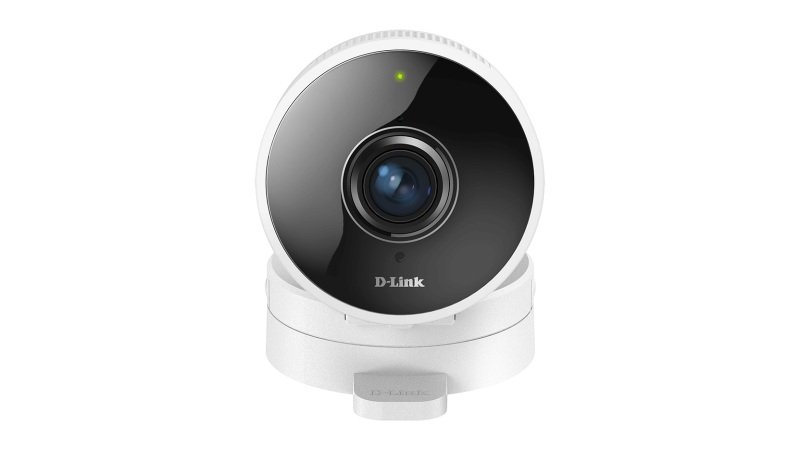 HD 180 Degree Wi-Fi Camera DCS-8100LH